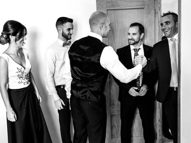 La boda de Guillermo y María en Navahermosa, Huelva 6