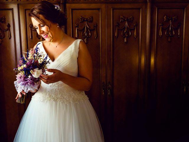 La boda de Guillermo y María en Navahermosa, Huelva 14