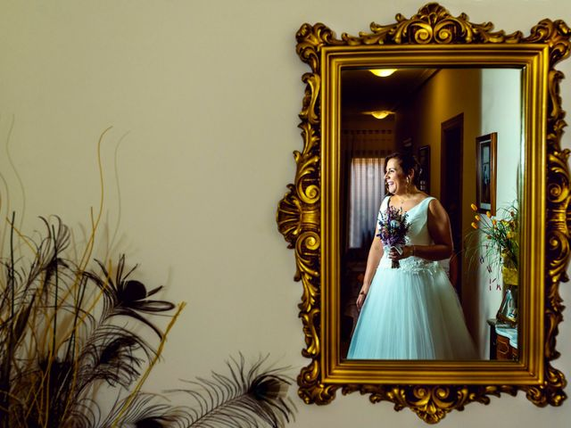 La boda de Guillermo y María en Navahermosa, Huelva 15