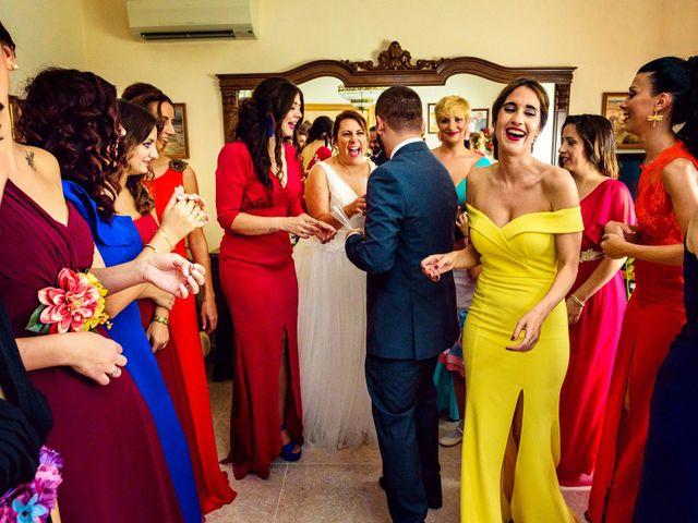 La boda de Guillermo y María en Navahermosa, Huelva 16