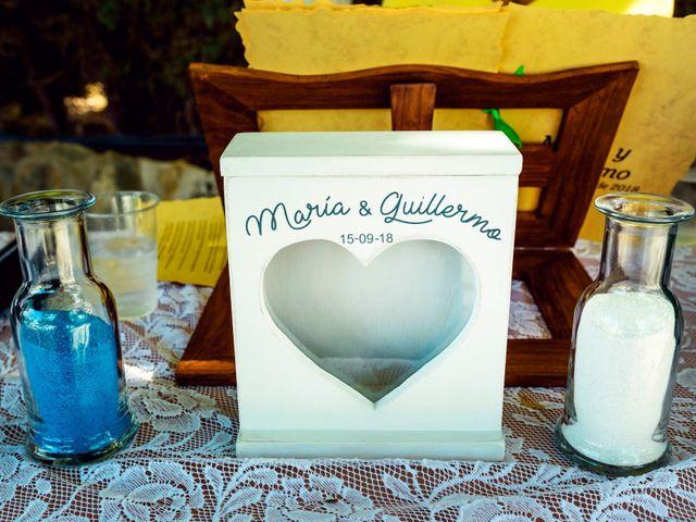 La boda de Guillermo y María en Navahermosa, Huelva 20