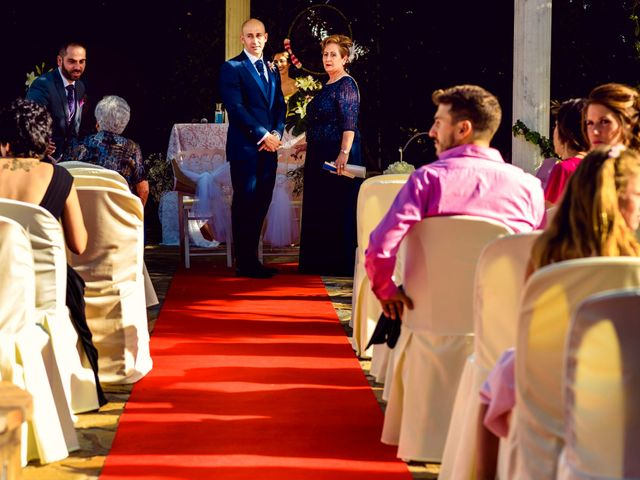 La boda de Guillermo y María en Navahermosa, Huelva 21