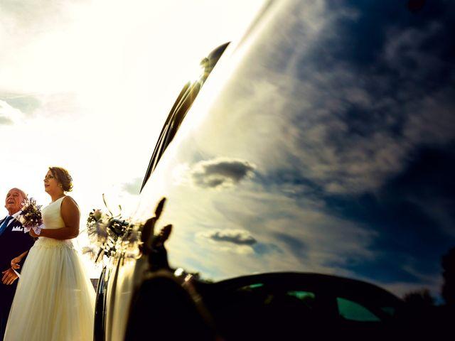 La boda de Guillermo y María en Navahermosa, Huelva 23