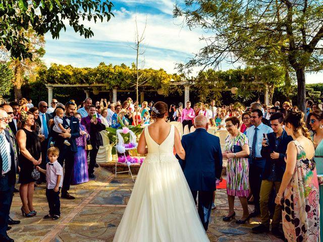 La boda de Guillermo y María en Navahermosa, Huelva 24