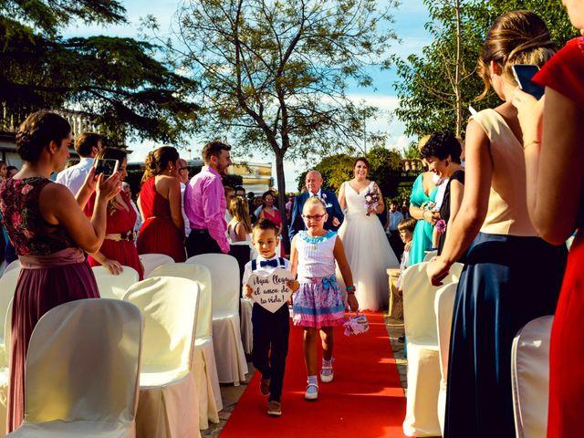 La boda de Guillermo y María en Navahermosa, Huelva 25