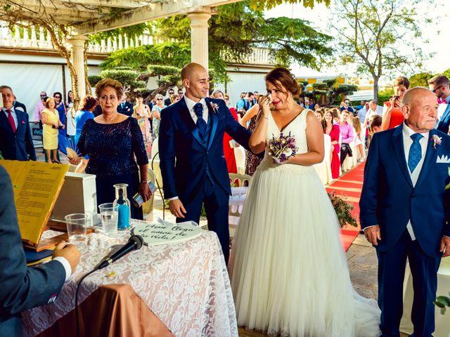 La boda de Guillermo y María en Navahermosa, Huelva 26