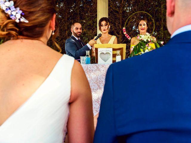 La boda de Guillermo y María en Navahermosa, Huelva 27