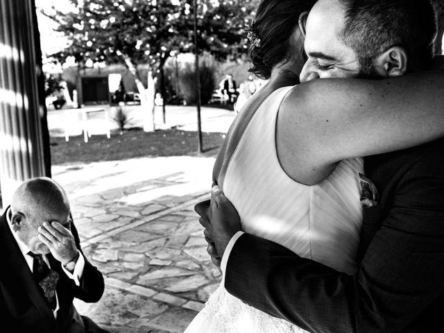 La boda de Guillermo y María en Navahermosa, Huelva 30