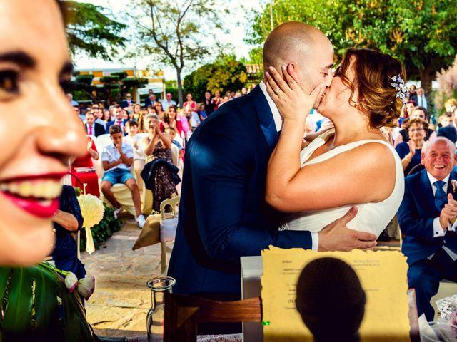 La boda de Guillermo y María en Navahermosa, Huelva 31