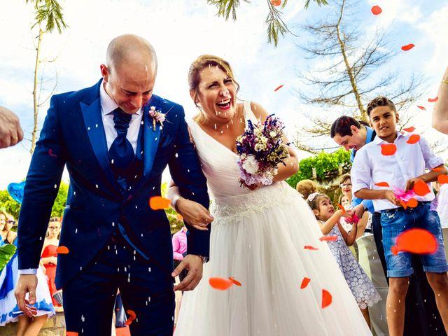 La boda de Guillermo y María en Navahermosa, Huelva 33