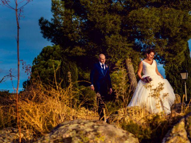 La boda de Guillermo y María en Navahermosa, Huelva 1