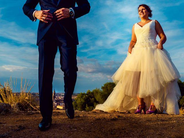 La boda de Guillermo y María en Navahermosa, Huelva 36