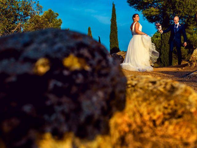 La boda de Guillermo y María en Navahermosa, Huelva 37