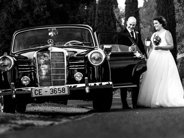 La boda de Guillermo y María en Navahermosa, Huelva 2