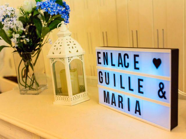 La boda de Guillermo y María en Navahermosa, Huelva 39