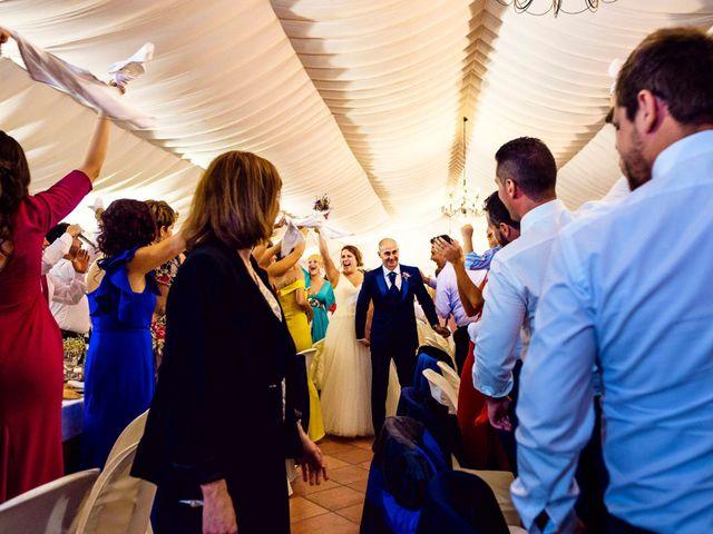 La boda de Guillermo y María en Navahermosa, Huelva 40