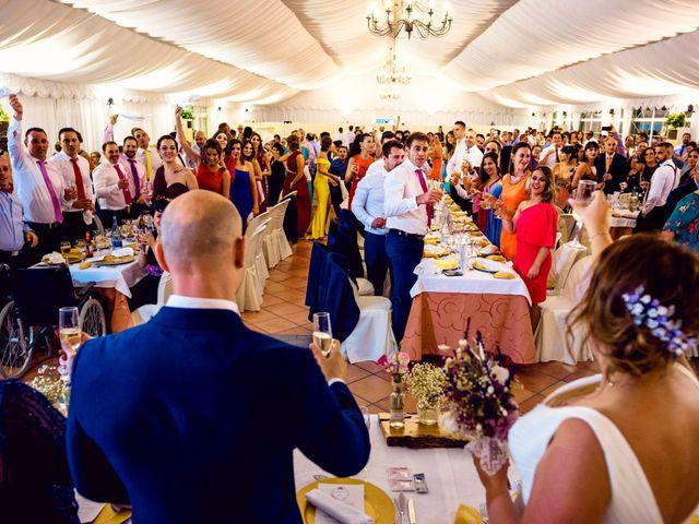 La boda de Guillermo y María en Navahermosa, Huelva 41