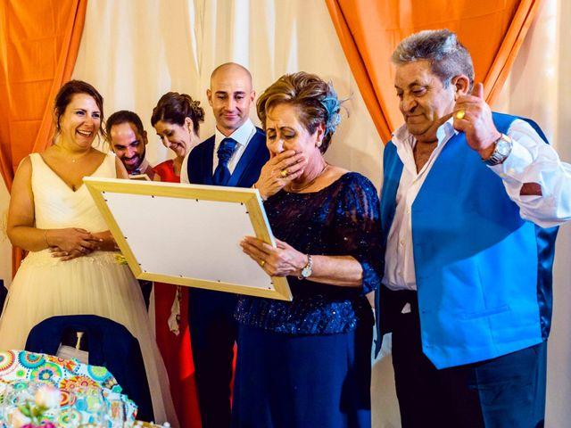 La boda de Guillermo y María en Navahermosa, Huelva 42
