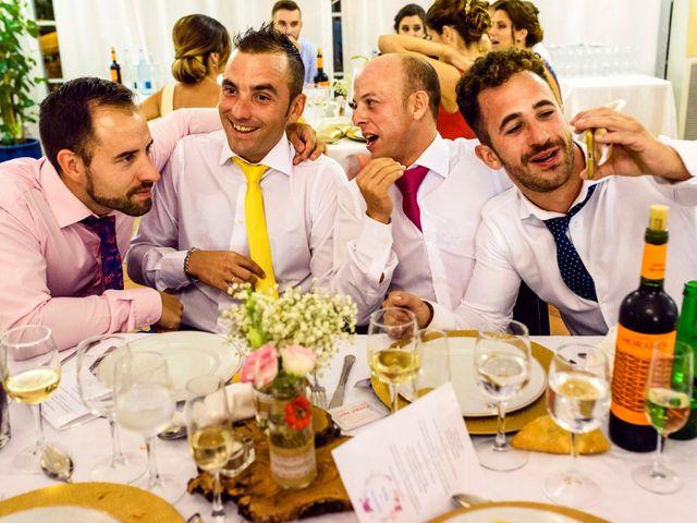 La boda de Guillermo y María en Navahermosa, Huelva 43