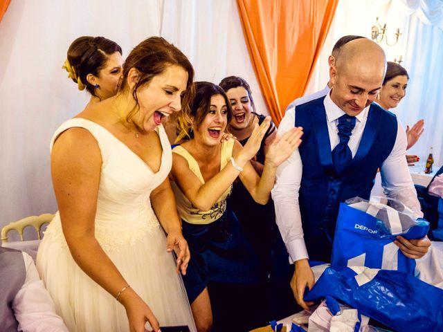La boda de Guillermo y María en Navahermosa, Huelva 44