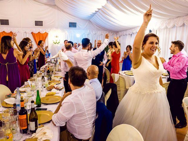 La boda de Guillermo y María en Navahermosa, Huelva 45