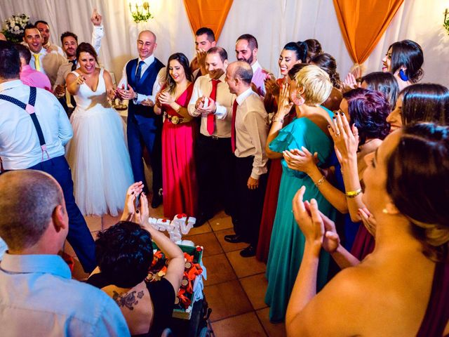 La boda de Guillermo y María en Navahermosa, Huelva 46