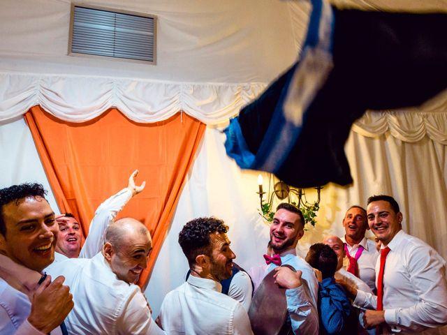 La boda de Guillermo y María en Navahermosa, Huelva 48