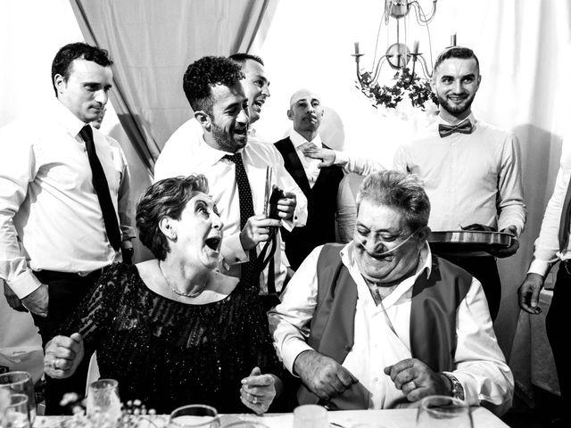 La boda de Guillermo y María en Navahermosa, Huelva 49