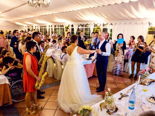 La boda de Guillermo y María en Navahermosa, Huelva 50