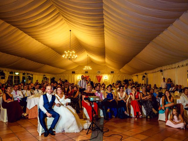 La boda de Guillermo y María en Navahermosa, Huelva 51