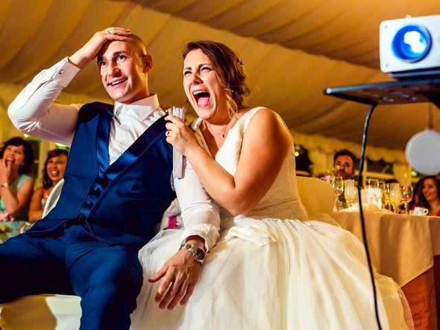 La boda de Guillermo y María en Navahermosa, Huelva 52