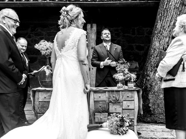 La boda de David y Marta en Vilaboa (Rutis), A Coruña 21