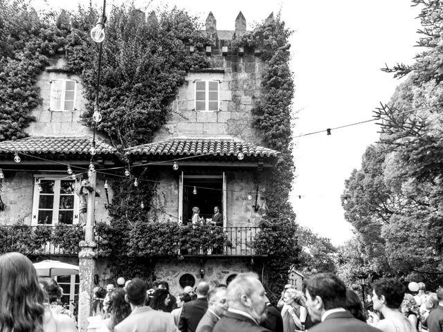 La boda de David y Marta en Vilaboa (Rutis), A Coruña 24