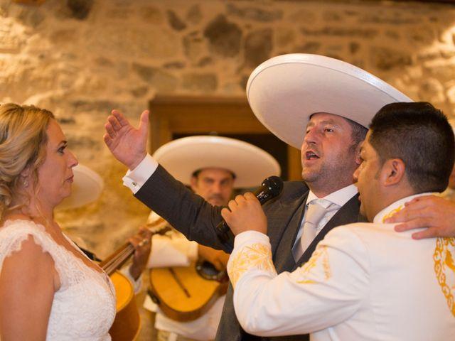 La boda de David y Marta en Vilaboa (Rutis), A Coruña 28