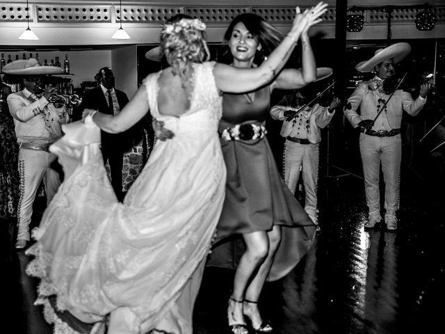 La boda de David y Marta en Vilaboa (Rutis), A Coruña 2