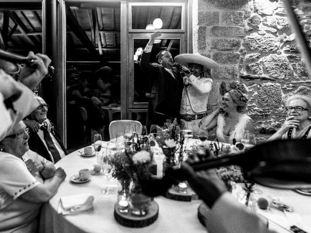 La boda de David y Marta en Vilaboa (Rutis), A Coruña 29
