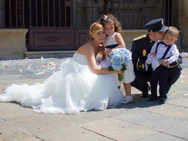 La boda de Fran y Nuria en Logroño, La Rioja 1