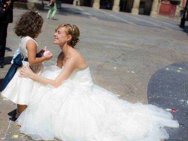 La boda de Fran y Nuria en Logroño, La Rioja 8