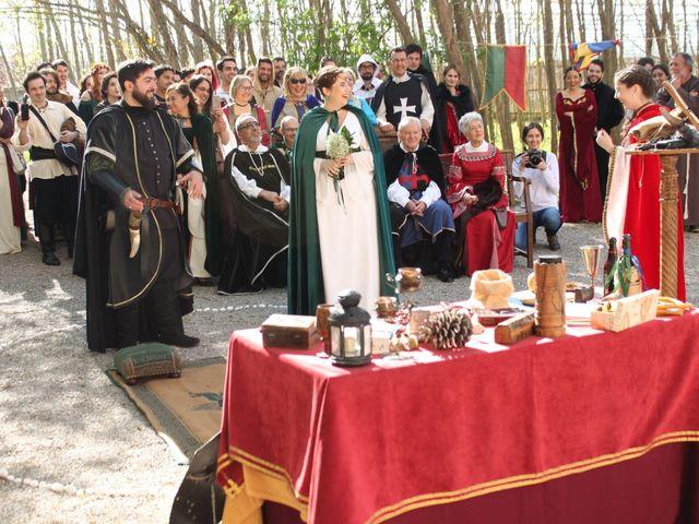 La boda de Oriel y Laura en Sant Pere Pescador, Girona 1