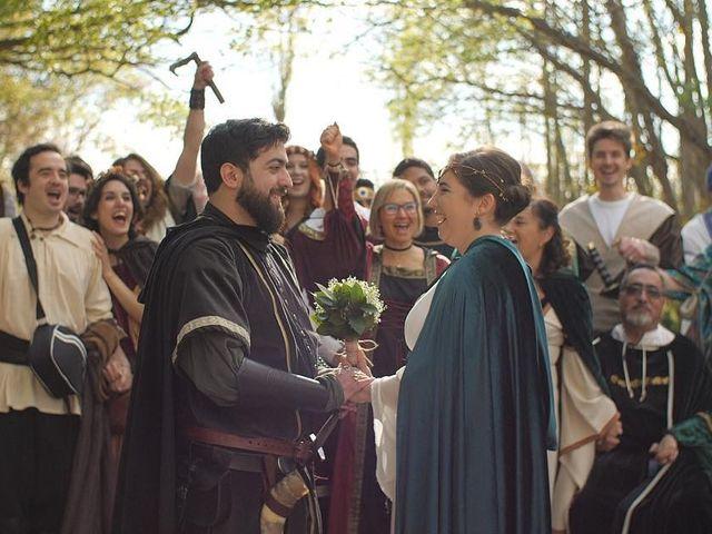 La boda de Laura y Oriel