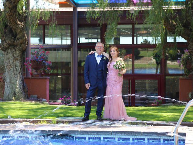 La boda de Francesc y Lina