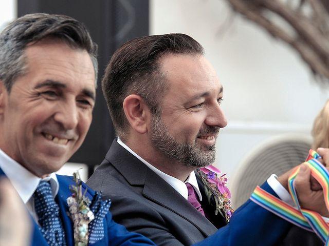 La boda de Manuel y Josep Bernat en Algemesí, Valencia 4