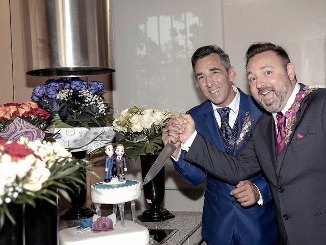 La boda de Manuel y Josep Bernat en Algemesí, Valencia 10