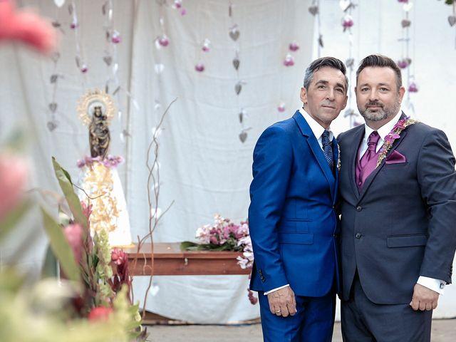 La boda de Manuel y Josep Bernat en Algemesí, Valencia 13
