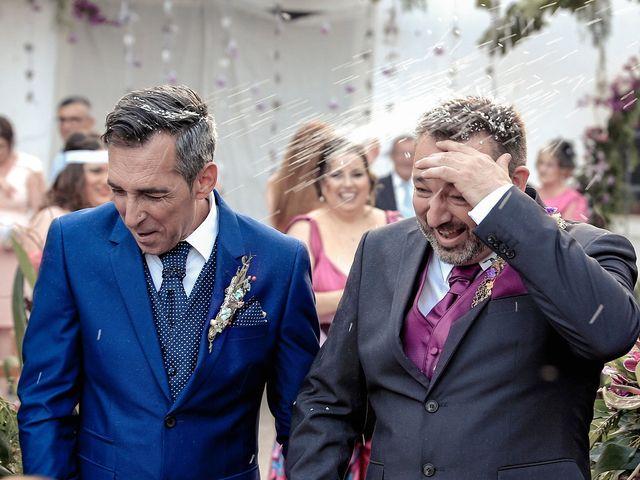 La boda de Manuel y Josep Bernat en Algemesí, Valencia 15