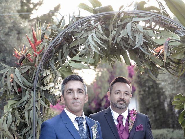 La boda de Manuel y Josep Bernat en Algemesí, Valencia 19
