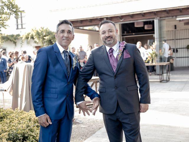 La boda de Manuel y Josep Bernat en Algemesí, Valencia 37