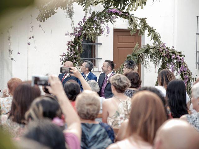 La boda de Manuel y Josep Bernat en Algemesí, Valencia 39