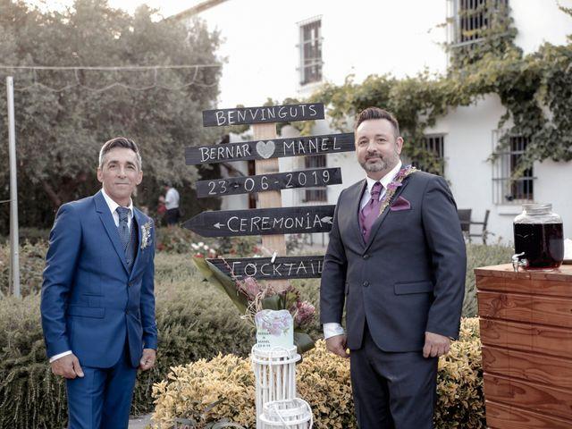 La boda de Manuel y Josep Bernat en Algemesí, Valencia 41