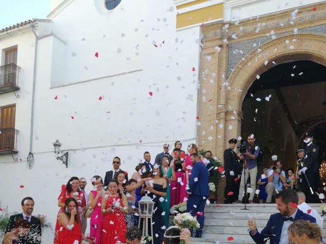 La boda de Mario y Fuensanta en Coin, Málaga 11